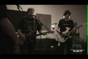 WILLY WOMBAT LIVE im Studio P9